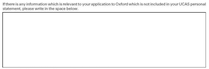 biology personal statement oxford I recall spending hours writing my oxbridge personal statement, only to forget   one good thing is that oxford and cambridge have a 'pooling.