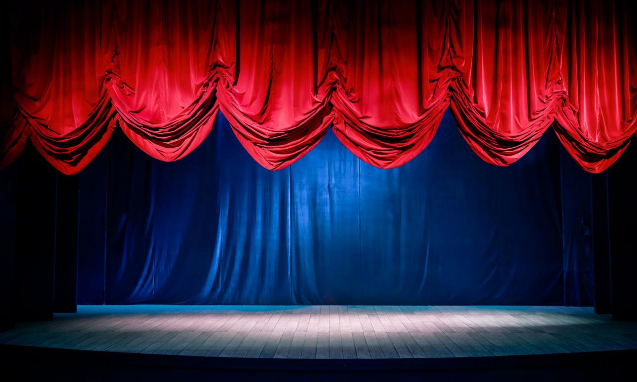How would I start a personal statement for theatre arts?